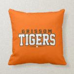 High School secundaria de Grissom; Tigres Cojines