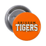 High School secundaria de Grissom; Tigres Pins