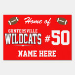 High School secundaria de Guntersville; Gatos mont