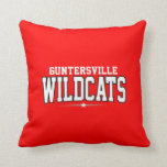 High School secundaria de Guntersville; Gatos mont Cojines