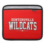 High School secundaria de Guntersville; Gatos mont Fundas Para iPads
