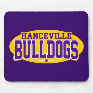 High School secundaria de Hanceville; Dogos Alfombrillas De Ratón