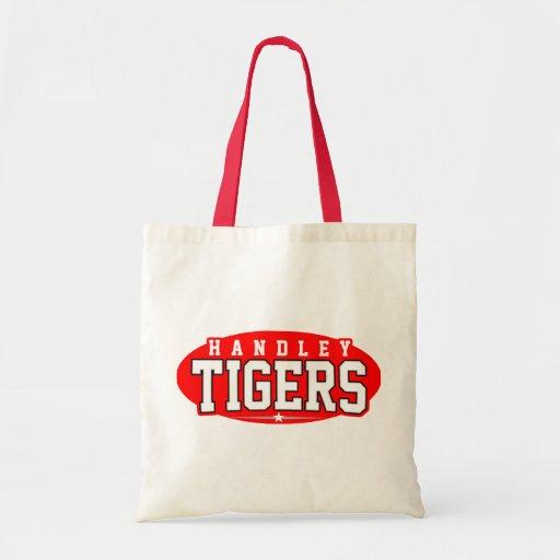 High School secundaria de Handley; Tigres Bolsa Tela Barata