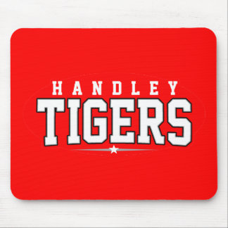 High School secundaria de Handley; Tigres Tapete De Ratones