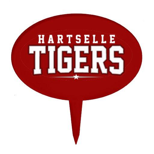 High School secundaria de Hartselle; Tigres Palillos De Tarta