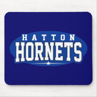 High School secundaria de Hatton; Avispones Alfombrilla De Ratón