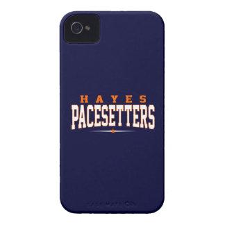 High School secundaria de Hayes; Pioneros Case-Mate iPhone 4 Funda