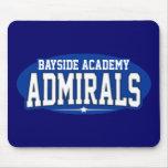High School secundaria de la academia de Bayside;  Alfombrillas De Raton