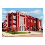 High School secundaria de Lafayette Indiana Lafaye Felicitación