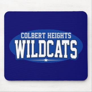 High School secundaria de las alturas de Colbert;  Tapete De Ratones