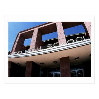 High School secundaria de Reno Postal