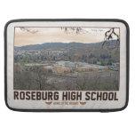 High School secundaria de Roseburg Funda Macbook Pro