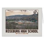 High School secundaria de Roseburg Tarjetas