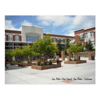 High School secundaria de San Mateo Postal