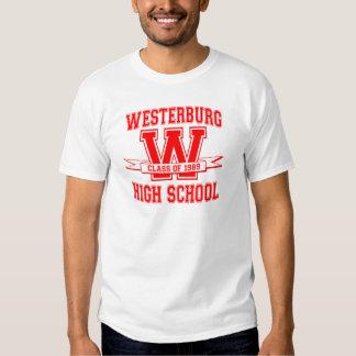 High School secundaria de Westerburg Poleras