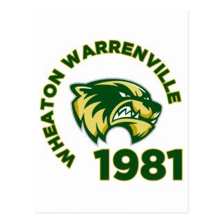 High School secundaria de Wheaton Warrenville Postal