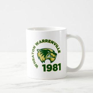 High School secundaria de Wheaton Warrenville Tazas