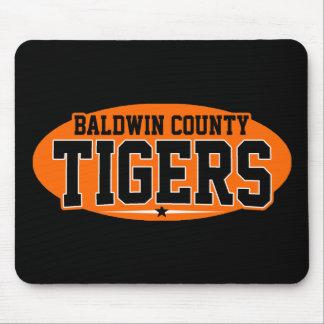 High School secundaria del condado de Baldwin; Tig Tapetes De Ratón