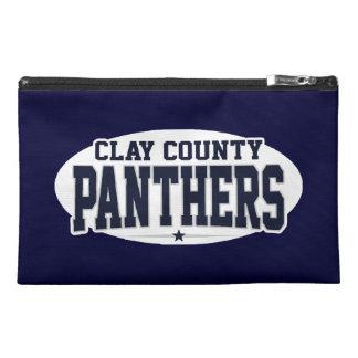 High School secundaria del condado de Clay; Panter