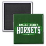 High School secundaria del condado de Dallas; Avis Imán Para Frigorífico