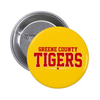 High School secundaria del condado de Greene; Tigr Pin
