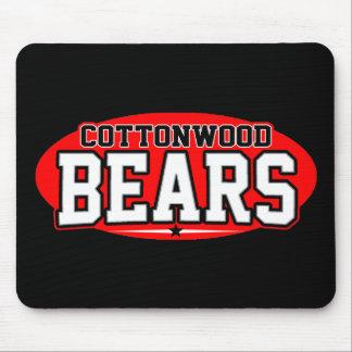 High School secundaria del Cottonwood; Osos Tapetes De Ratones
