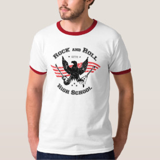 High School secundaria del rock-and-roll Camisas