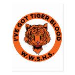 High School secundaria del sur de Wheaton Postal