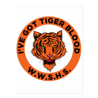 High School secundaria del sur de Wheaton Warrenvi Postales
