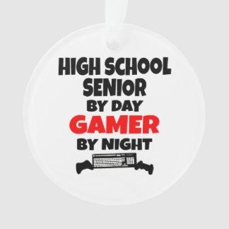 High School Senior by Day Gamer by Night