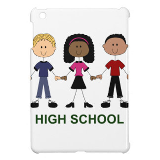 High School Stick Figures Cover For The iPad Mini