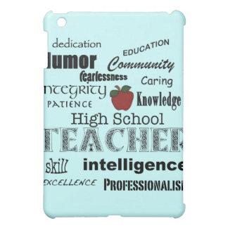 High School Teacher Attributes+Red Apple #2 Case For The iPad Mini