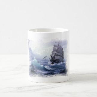 """""""High Seas"""" coffee mug"""