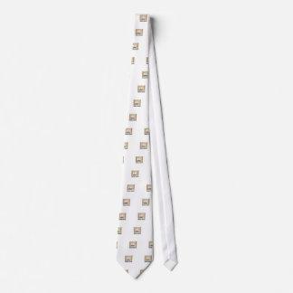high seas marker neck tie