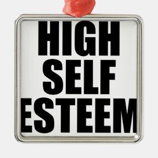 high self christmas ornament