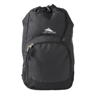 High Sierra Backpack, Black High Sierra Backpack