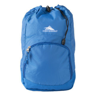 High Sierra Backpack, Blue Backpack