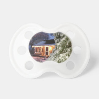 High Sierra Holiday Pacifier