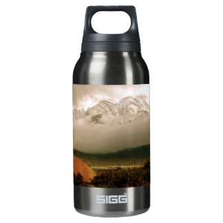 High Sierras from Horton Creek Campground Insulated Water Bottle