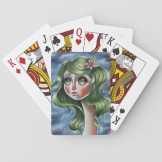 High Sky Pop Surrealism Playing Cards
