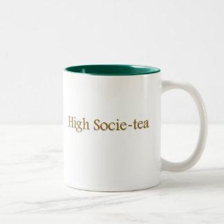 High Socie-tea Tea Mug