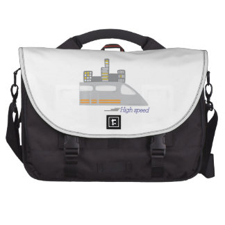 High Speed Commuter Bag
