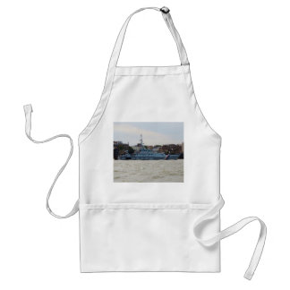 High Speed Patrol Boat Searcher Apron