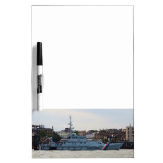 High Speed Patrol Boat Searcher Dry Erase Boards