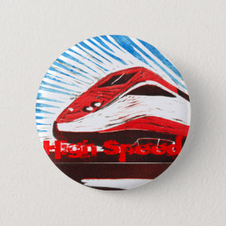 High Speed Pinback Button