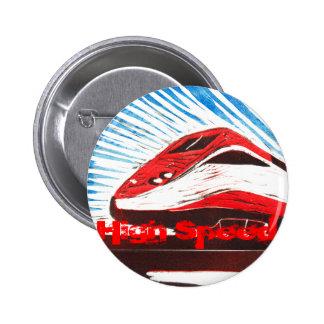 High Speed Pinback Button