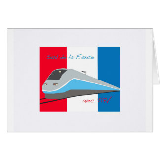 High Speed Rail Travel Card