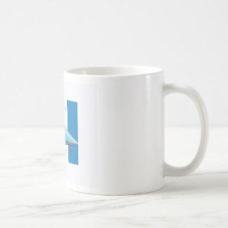High Speed Rail Travel Classic White Coffee Mug