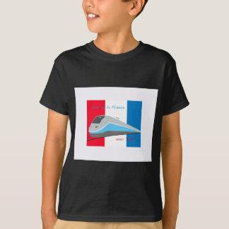 High Speed Rail Travel T-Shirt