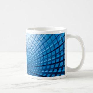 High-Speed Rail Tunnel Coffee Mug